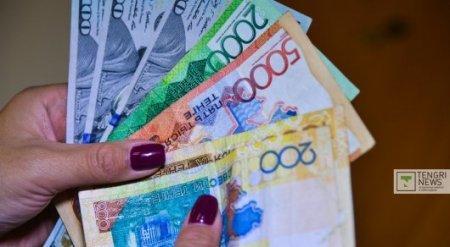 Курс нацвалюты к доллару составил 364,1 тенге