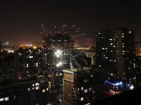 Родиться в Год Обезьяны – к счастью: в Китае празднуют Новый год
