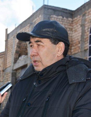 Кошбай Кызанбаев: В Жанаозене строится самая большая мечеть Мангистауской области