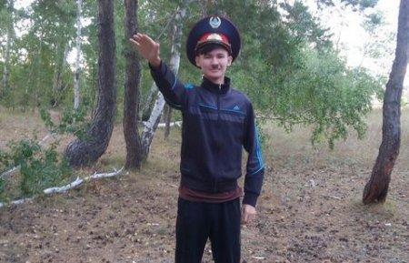 """Полицейские устанавливают личность """"Гитлера"""" из Степногорска"""