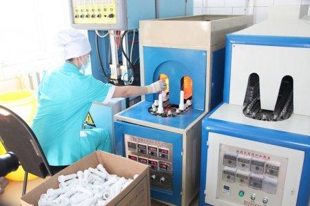 В Бейнеуском районе заработал молочный завод