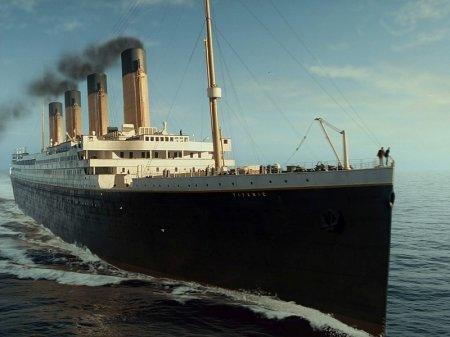 """Копия """"Титаника"""" отправится в плавание в 2018 году"""