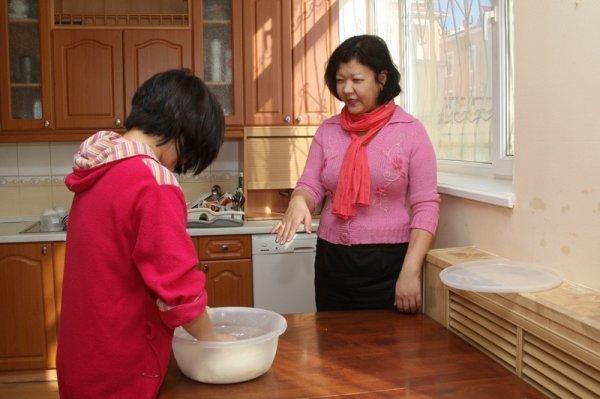 «Дом мамы» - дом спасения. Фотоистория