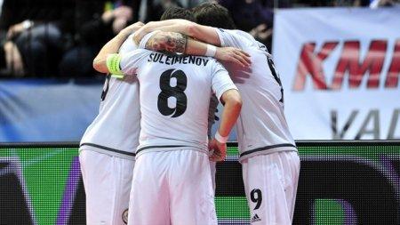 Команда-сенсация из Казахстана завоевала третье место на Евро-2016