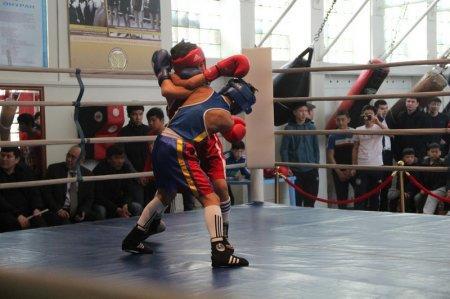 В Актау начались областные соревнования по боксу