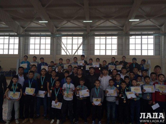 Мангистауские кикбоксеры боролись за право выступать на чемпионате Казахстана