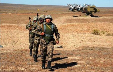 Россия ежегодно платит Казахстану 24 млн долларов за аренду военных полигонов