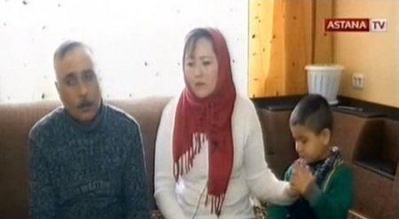 Мужа и пятерых детей казахстанки хотят депортировать в воюющую Сирию