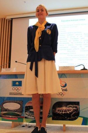 Новая форма олимпийцев Казахстана стала поводом для насмешек в Интернете