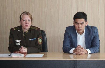 Тему религиозного экстремизма обсудили на круглом столе в службе пожаротушения Актау