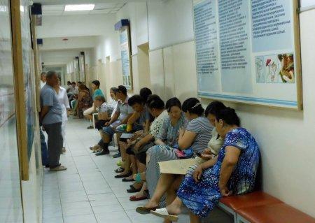Программу снижения очередей реализуют в поликлиниках Казахстана