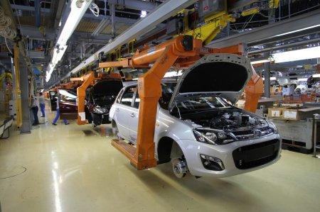 Бипек Авто и Автоваз начнут выпускать 120 тыс. автомобилей в год
