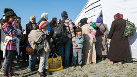 Казахстану рекомендовали расселять беженцев в городах, а не в лагерях