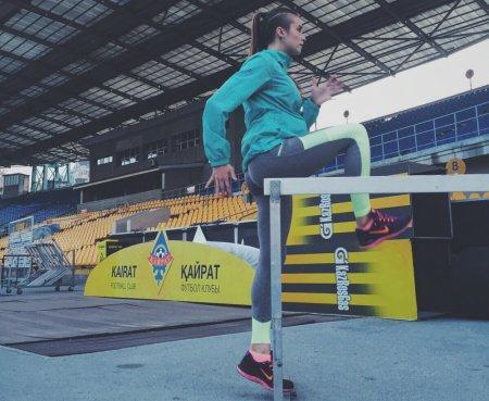 Актауская спортсменка отправится на международный турнир по легкой атлетике