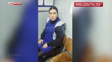 СМИ опубликовали видео допроса няни, убившей 4-летнюю девочку в Москве