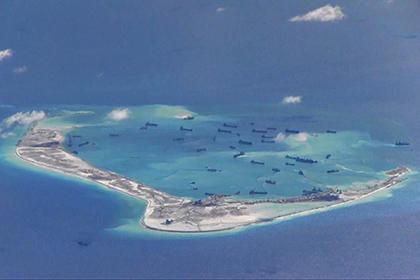 Малайзия обвинила Китай в массированном морском вторжении