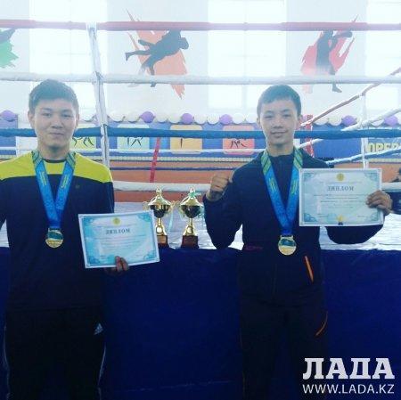 После чемпионата страны копилка сборной Мангистау по кикбоксингу пополнилась 11 медалями
