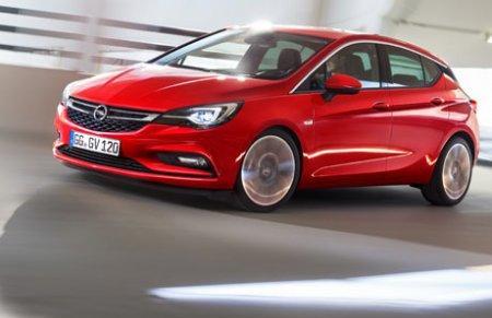 Титул «Автомобиль года–2016» получил Opel Astra