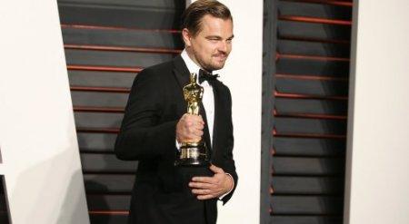 """Ди Каприо оставил свой """"Оскар"""" в ресторане"""