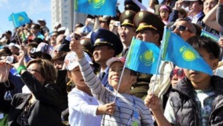 Численность населения Казахстана в феврале превысила 17,69 млн человек