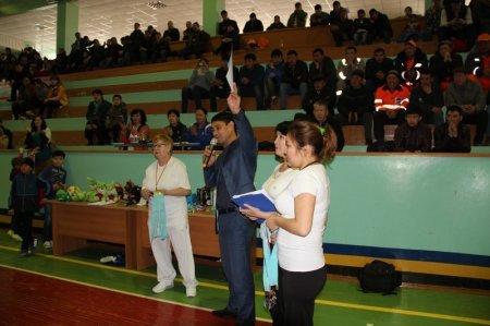 Семья Атамбозовых из Актау победила в соревнованиях «Мама, папа, я - спортивная семья»