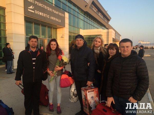 Мария Новосадова из Актау стала чемпионкой Центральной Азии по легкой атлетике