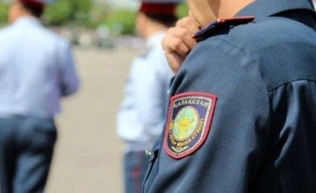 В Карагандинской области провинившиеся полицейские платили начальнику по 5 тысяч долларов