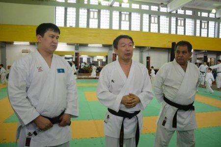 В Актау воспитывают чемпионов