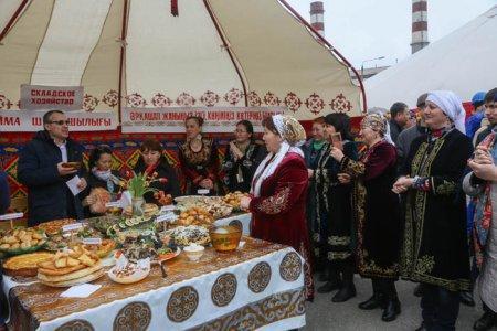 В ТОО «МАЭК-Казатомпром» торжественно встретили праздник весны Амал.
