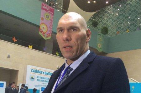 Валуев зафиксировал одно нарушение на выборах в Астане