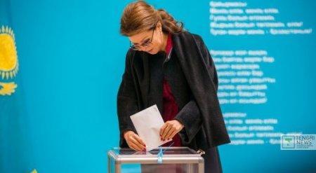 Три партии прошли в Парламент РК - exit poll
