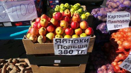 В Актау ярмарка сельскохозяйственных продуктов пройдет в праздничные дни