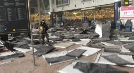 Взрыв в аэропорту Брюсселя совершил террорист-смертник - СМИ
