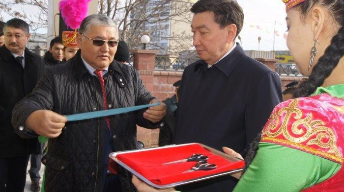 В Актау открыли новый спорткомплекс «Динамо»