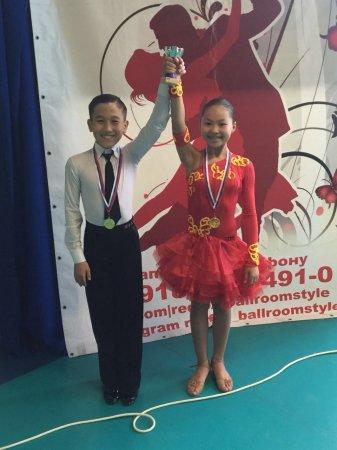 Актауские танцоры вошли в финал международного турнира в России