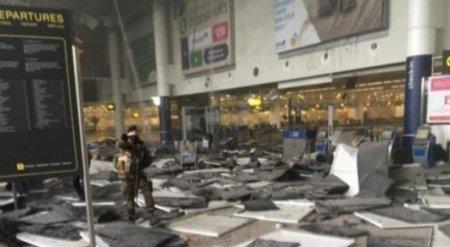 Известны имена подозреваемых в совершении терактов в Брюсселе - СМИ