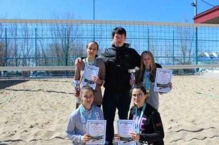Турнир по пляжному волейболу Турнир Наурыз-2016