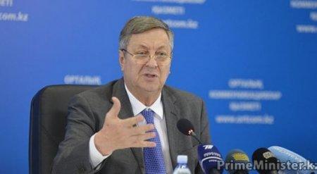 Владимир Школьник покинул пост министра энергетики РК