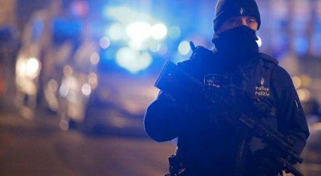 Один человек нейтрализован в ходе спецоперации в Брюсселе