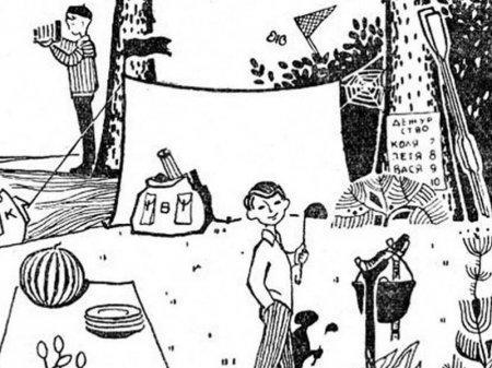 Советская логическая загадка про пионеров набирает популярность в Европе