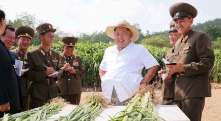 Граждан Северной Кореи призывают готовиться к голоду