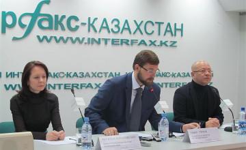Российские «голубые фишки» появились на KASE