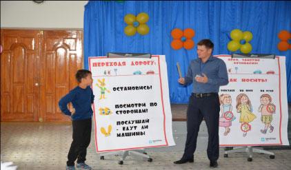 В будущее со школой «Шамшырақ»