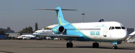 Bek Air объяснила причину невыпуска шасси самолета в аэропорту Астаны