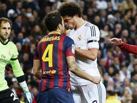 """Реал Мадрид"" победил ""Барселону"" в чемпионате Испании по футболу"
