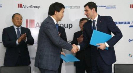Компания Кайрата Сатыбалдыулы профинансирует отечественное автомобилестроение