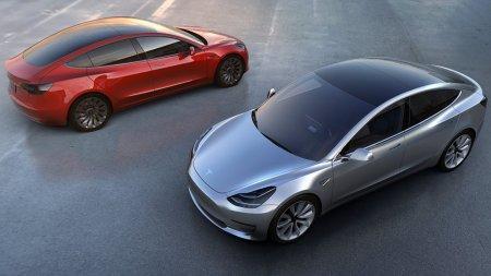 Компания Tesla получила 276 тысяч заказов на Model 3