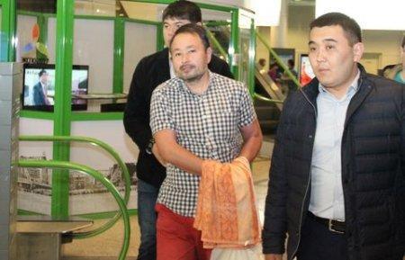 Один из самых разыскиваемых казахстанцев возвращён на родину из ОАЭ