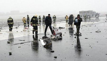 МАК рассказал, что привело к крушению Boeing в Ростове