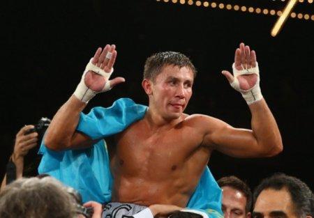 Головкину 34 года - лучшие удары и нокауты именитого казахстанца